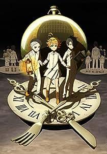 約束のネバーランド 3(完全生産限定版) [Blu-ray]
