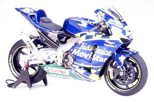 1/12 オートバイシリーズ テレフォニカ RC211V '03