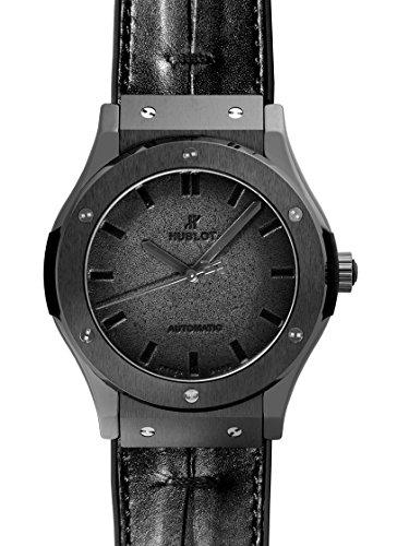 [ウブロ] HUBLOT 腕時計 クラシックフュージョン ベルルッティ オールブラック 45ミリ 511.CM.0500.VR.BER16 メンズ 新品 [並行輸入品]