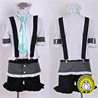 COSMORE Vocaloid ボーカロイド 初音ミク LIKE A Rolling Star コスプレ衣装 cosplay コスチューム コス 仮装 変装 (女性S)