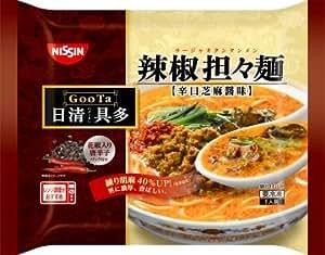 日清具多 辣椒担々麺 327g×12袋