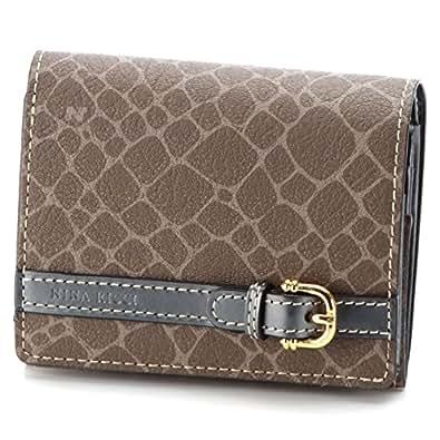 ニナ リッチ(バッグ&ウォレット)(NINA RICCI) 財布(レザーベルトBOX財布)【クラフアイト/F】