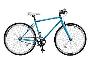 My Pallas(マイパラス) GRAPHIS(グラフィス) ピストバイク 700C カラー/スカイブルー GR-003