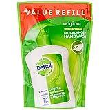Dettol Anti-Bacterial Hand Wash, Original, Refill, 225ml