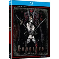 GUNGRAVE The Complete Series(ガングレイヴ 北米版) [Blu-ray]