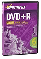 Memorex 4.7GB DVD+R Media (Discontinued by Manufacturer) [並行輸入品]