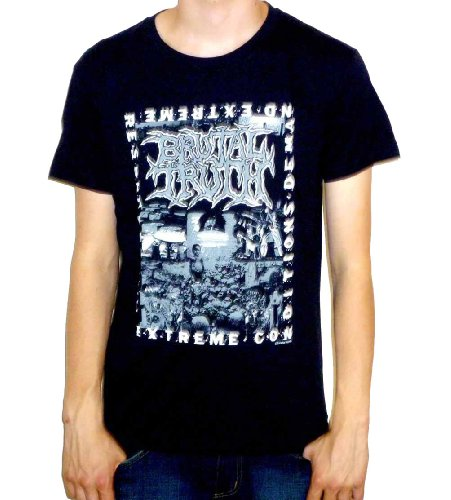 Brutal Truth - Extreme Conditions Demand Extreme Responses T-shirt - Size Medium
