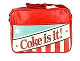 コカ ・ コーラ アメリカーナ コークスそれは PU メッセン ジャー バッグ