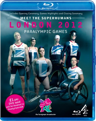 London 2012 Paralympic Games [Blu-ray] [Import]
