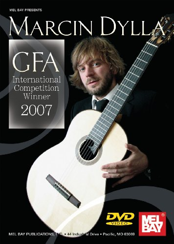 Marcin Dylla: Gfa International Competition 2007 [DVD] [Import]