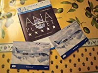 ANA スターウォーズ B787 限定 ポストカード 2枚 セット 絵葉書 時刻表 付き ボーイング