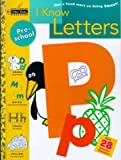 I Know Letters (Preschool) (Step Ahead)