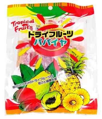 ドライフルーツ パパイヤ 150g×3袋 豊物産 食物繊維やミネラル豊富なドライフルーツ 濃厚な香りと甘さのドライパパイヤ ヨーグルトやシリアルに