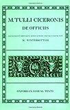 De Officiis (Oxford Classical Texts)