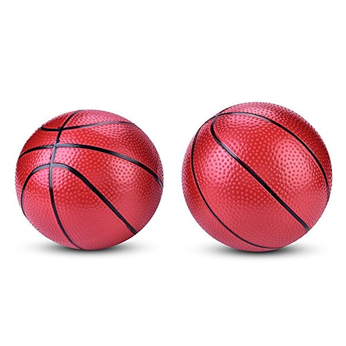 小道義務的項目二個入り 子供用バスケットボール バスケおもちゃ キッズ 室内ミニバスケット 玩具 家族 運動 贈り物 子供へのプレゼント 誕生日ギフト クリスマスギフト