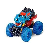 FUT 車 おもちゃ プルバックカー 子供 幼児玩具車 知育玩具 慣性車 オフロード車 ミニカー 赤ちゃん 男の子向きプレゼント 3歳以上対応(動物)