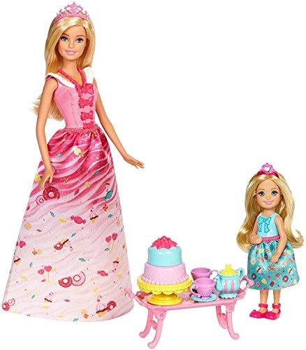 Barbieバービードリームトピア プリンセスティーパーティー/Princess Tea Party [並行輸入品]
