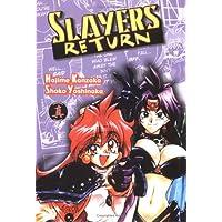 Slayers Return (Slayers (Graphic Novels))