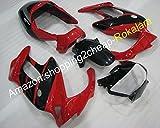 ホットセールス、ために ホンダ フェアリングキット VTR1000F 1997 1998 1999-2005 VTR 1000F 97 98 99 00 01 02 03 04 05 ブラック レッド ボディワークフェアリング セット