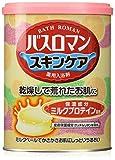 アース製薬 バスロマン 入浴剤 スキンケア ミルクプロテイン 680g [医薬部外品]