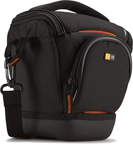 CaseLogic ズームバッグ/ホルスター SLRCシリーズ 2.5L 耐水性EVAベース採用 ブラック SLRC-200 BLACK