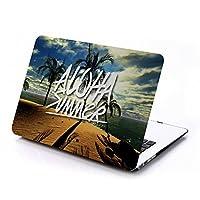 MacBookケース 【 MacBook Pro 13.3インチ (Late 2016) 専用 】ALOHA デザイン MacBook シェルカバーケース シェルケース プロテクター