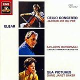 Elgar;Cello Concerto/Sea Pi 画像
