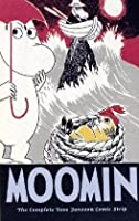 Moomin 4: The Complete Tove Jansson Comic Strip