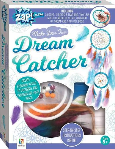 Zap! Extra Make Your Own Dream Catcher
