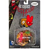 Red Hood ~2.5 Mini-Figure: Kidrobot x DC Universe Labbit Series