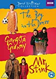 David Walliams Collection: The Boy in the Dress / Gangsta Granny / Mr Stink [Import anglais]