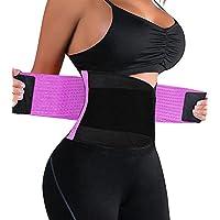 DCCDU HURMES Women's Waist Trainer Belt-Waist Cincher Trimmer-Slimming Body Shaper Belt-Sport Girdle Belt