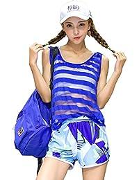 ac1cd892e1e Amazon.co.jp: 水着・オーバーウェア - レディース: 服&ファッション ...