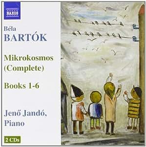 Mikrokosmos -cr- Books 1-