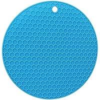33c4ff28680471 Amazon.co.jp: ブルー - 鍋敷き / 調理器具: ホーム&キッチン