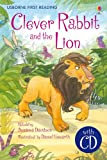 Clever Rabbit and the Lion (First Reading Level 2 CD Packs)