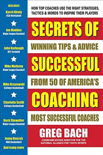 Secrets of Successful Coaching...