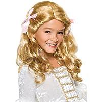 Long Blonde Child Wig [並行輸入品]