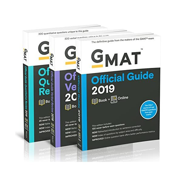 GMAT Official Guide 2019...の商品画像