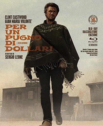 荒野の用心棒 完全版 製作50周年Blu-rayコレクターズ・エディション