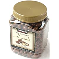 KIRKLAND カークランドシグネチャ ミルクチョコレート アーモンド 1.36kg×2個