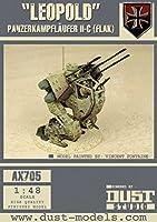 Dust 1947–Leopold panzerkampflaufer ii-c