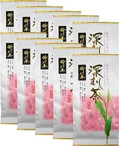深蒸し 掛川茶 500g(100g×5)