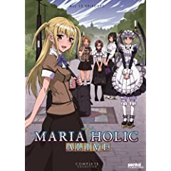 Maria Holic Alive! Complete Collection [DVD]