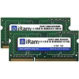 iRam Technology iMac(Late2015 27インチRetina 5K)用メモリ 16GB ( 8GB 2枚組 ) IR8GSO1866D3/2