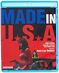メイド・イン・USA Blu-ray