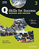 Q: Skills for Success 3: Reading and Writing