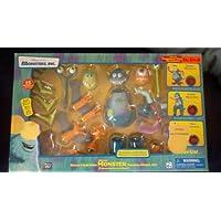 Disney Pixar Monster Inc.-- Deluxe Build Your Own Monster Talking Model Kit [並行輸入品]