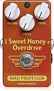 Mad Professor マッドプロフェッサー エフェクター オーバードライブ Sweet Honey Overdrive ハンドワイヤード 【国内正規品】