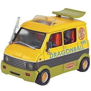 メカコレクション ドラゴンボール 7巻 亀仙人のワゴン車 プラモデル
